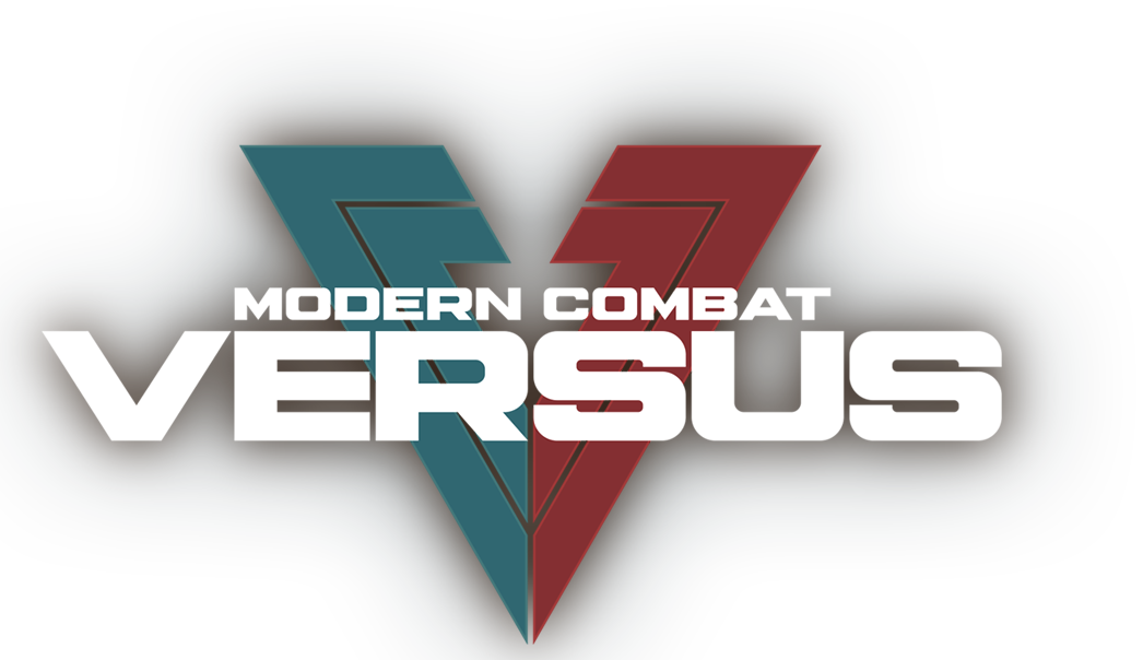 Download Versus Combat Text Modern Chaos Online Logo HQ PNG