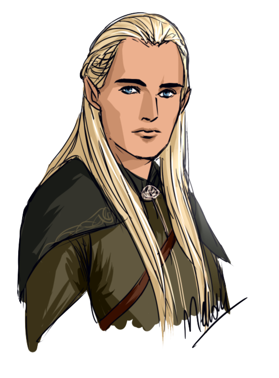 Legolas Photos PNG Image