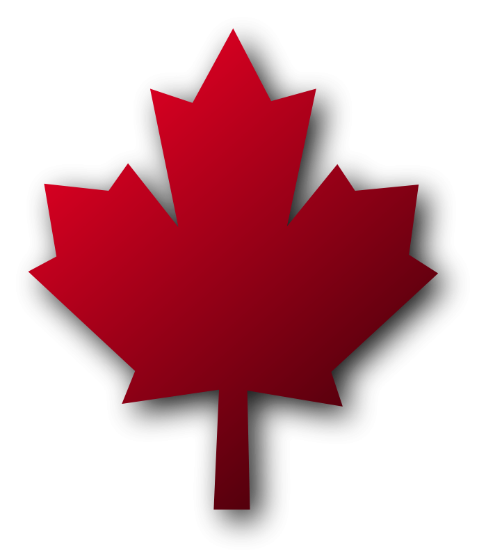 Canada Leaf Png Clipart PNG Image