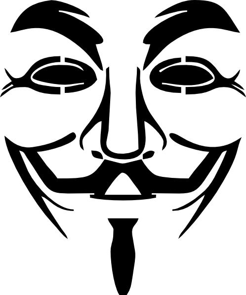 Anonymous Mask Png Picture PNG Image