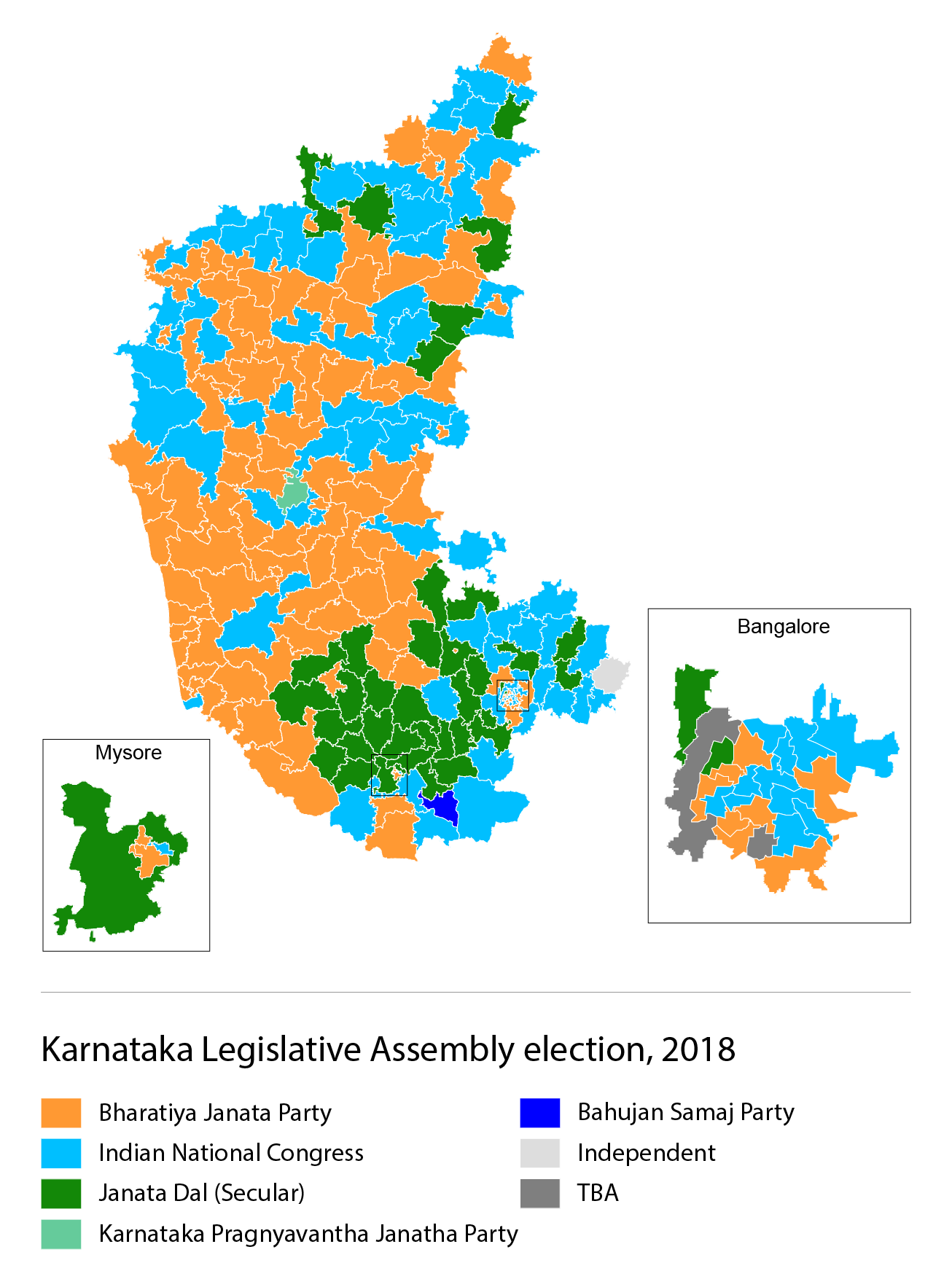 Legislative Bharatiya Assembly Karnataka Election, Janata 2018 PNG Image