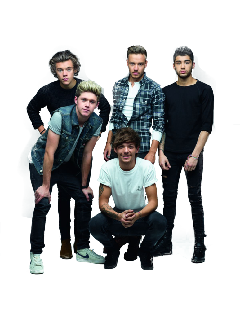 One Direction Photos PNG Image