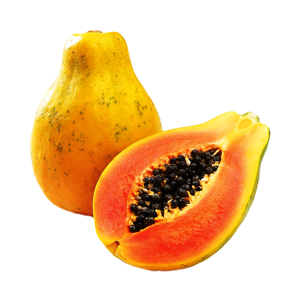 Papaya File PNG Image