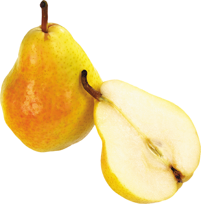 Pear Fruit PNG Image