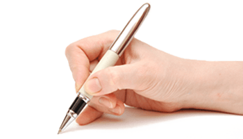 Pen In Hand Png Image PNG Image