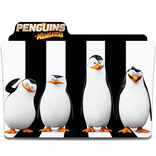Penguins Of Madagascar Transparent PNG Image