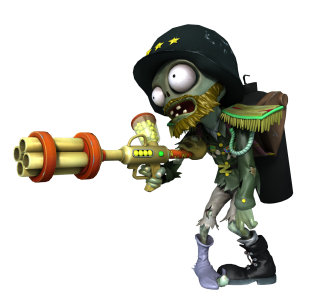 Download Plants Vs Zombies Garden Warfare Png HQ PNG Image