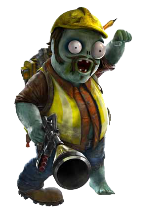 Plants Vs Zombies Garden Warfare Png Pic PNG Image