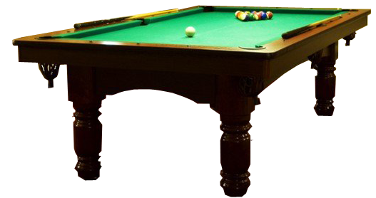 Pool Table Transparent PNG Image