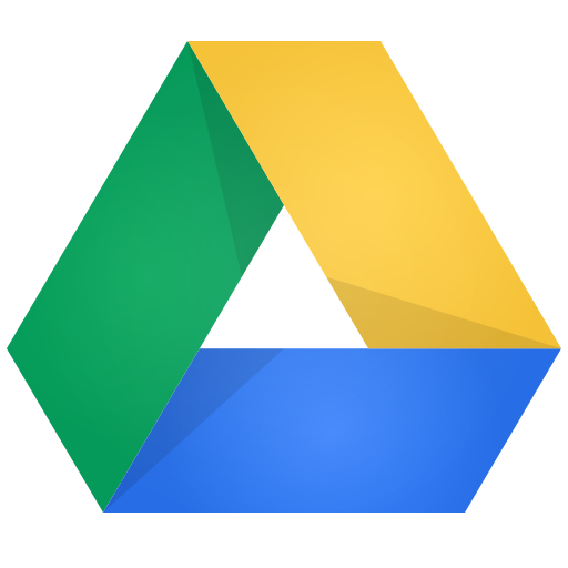 Green Google Triangle Drive Yellow Download Free Image PNG Image