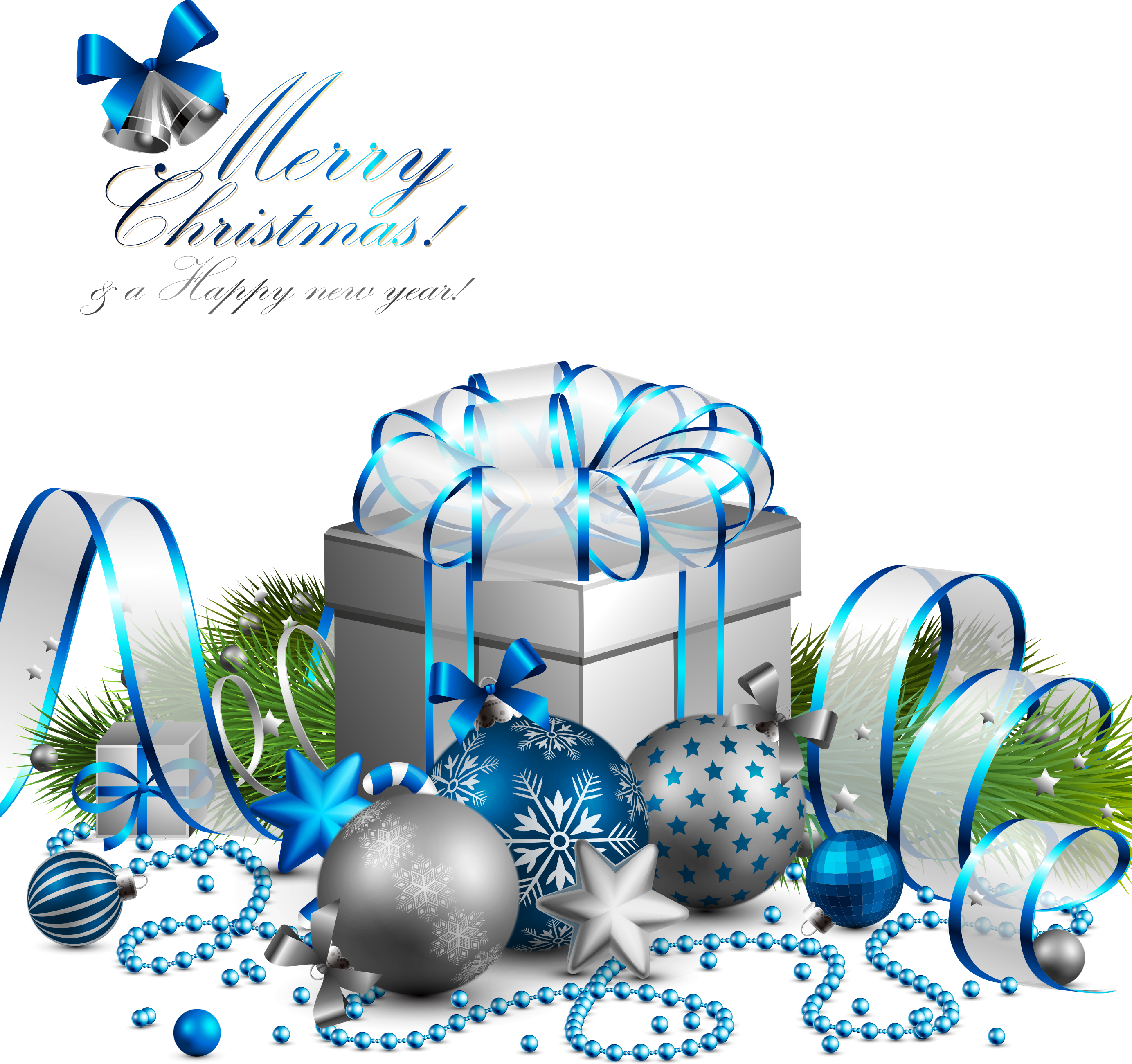 Gifts Material Vector Christmas Library Download HD PNG PNG Image