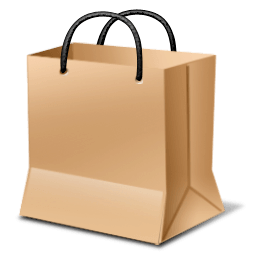Paper Shopping Bag Png Image PNG Image