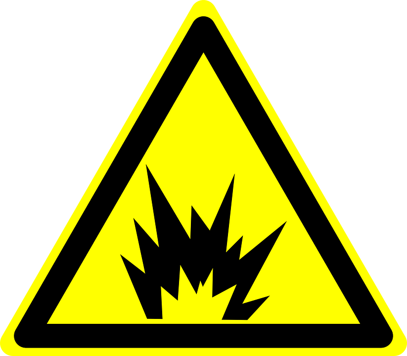 Danger Fire Download HD PNG PNG Image