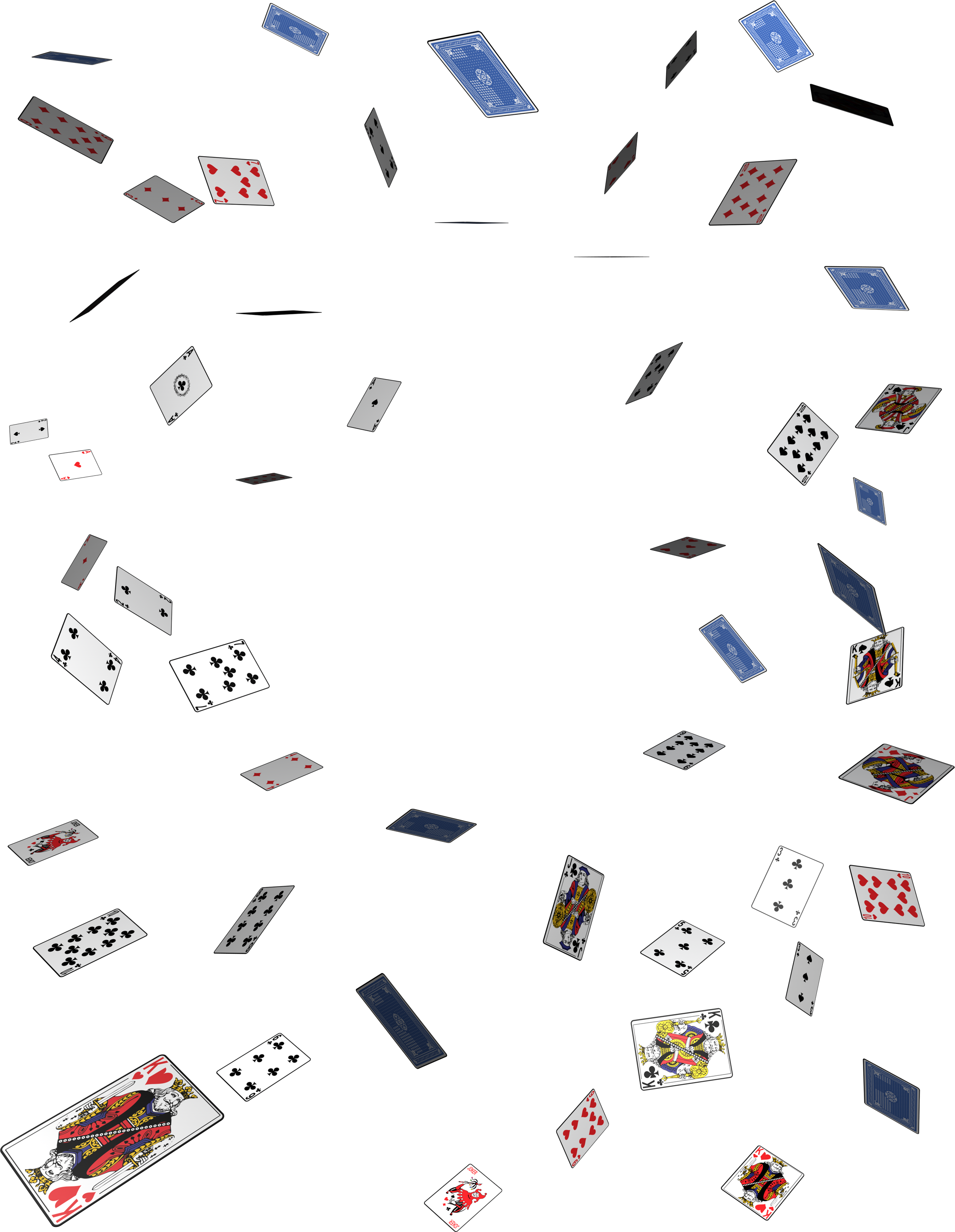 Network Media Social Graphics Deviantart Playing Card PNG Image