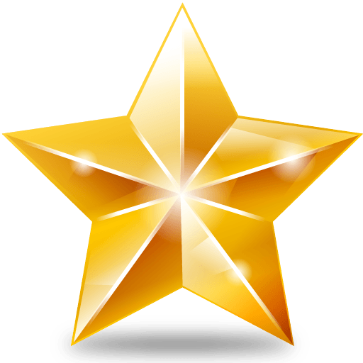 Star Png Image PNG