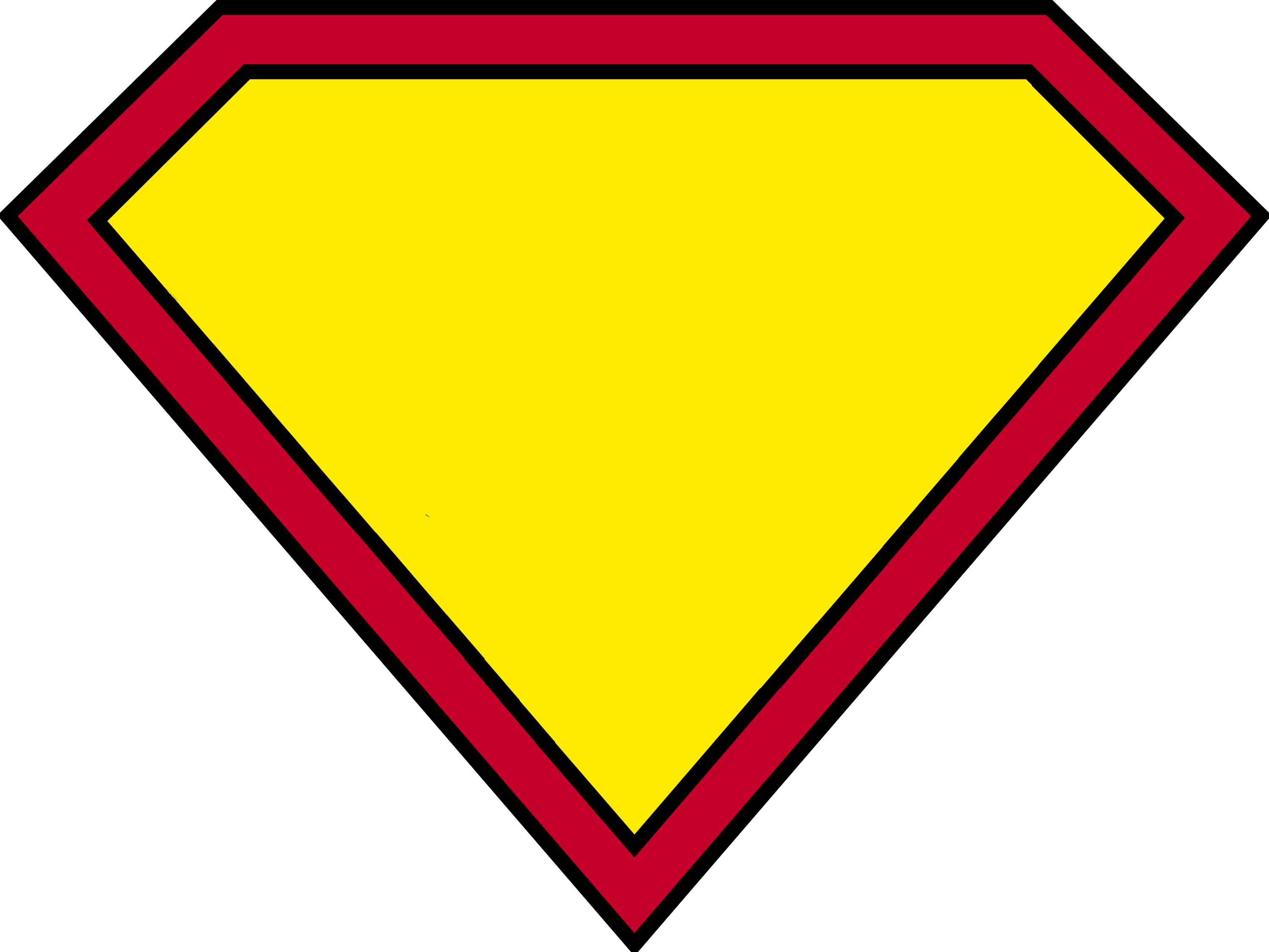 Logo Superman PNG File HD PNG Image