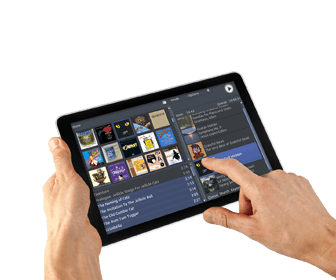 Tablet In Hands Png Image PNG Image