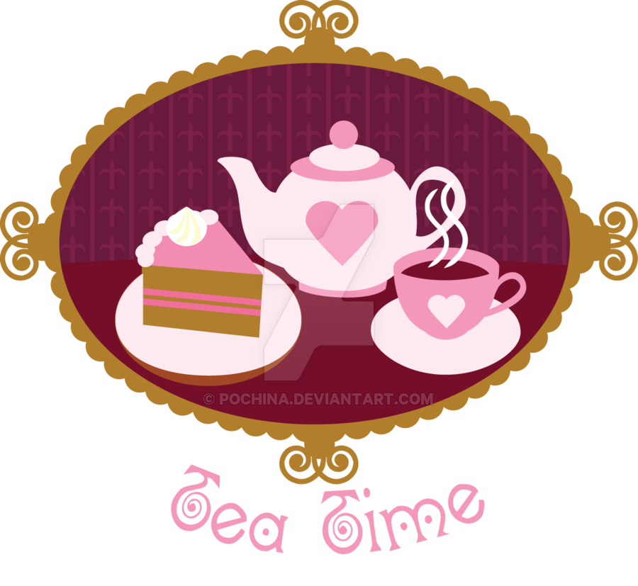 Tea Time PNG Image