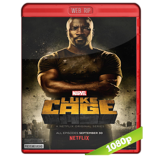 Luke Muscle Cage Poster Season PNG Download Free PNG Image