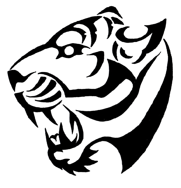 Tattoos For Tiger Lion Drawings File PNG Image