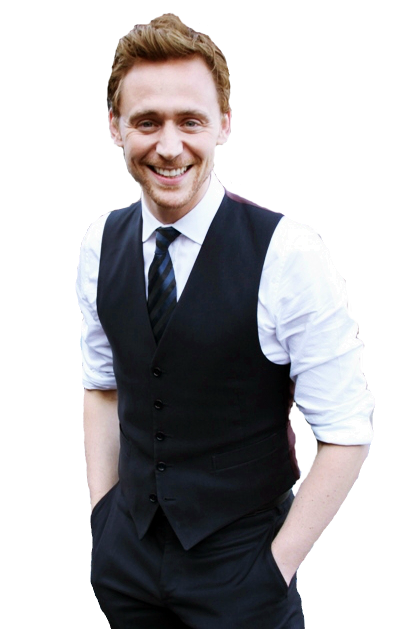 Tom Hiddleston Transparent PNG Image