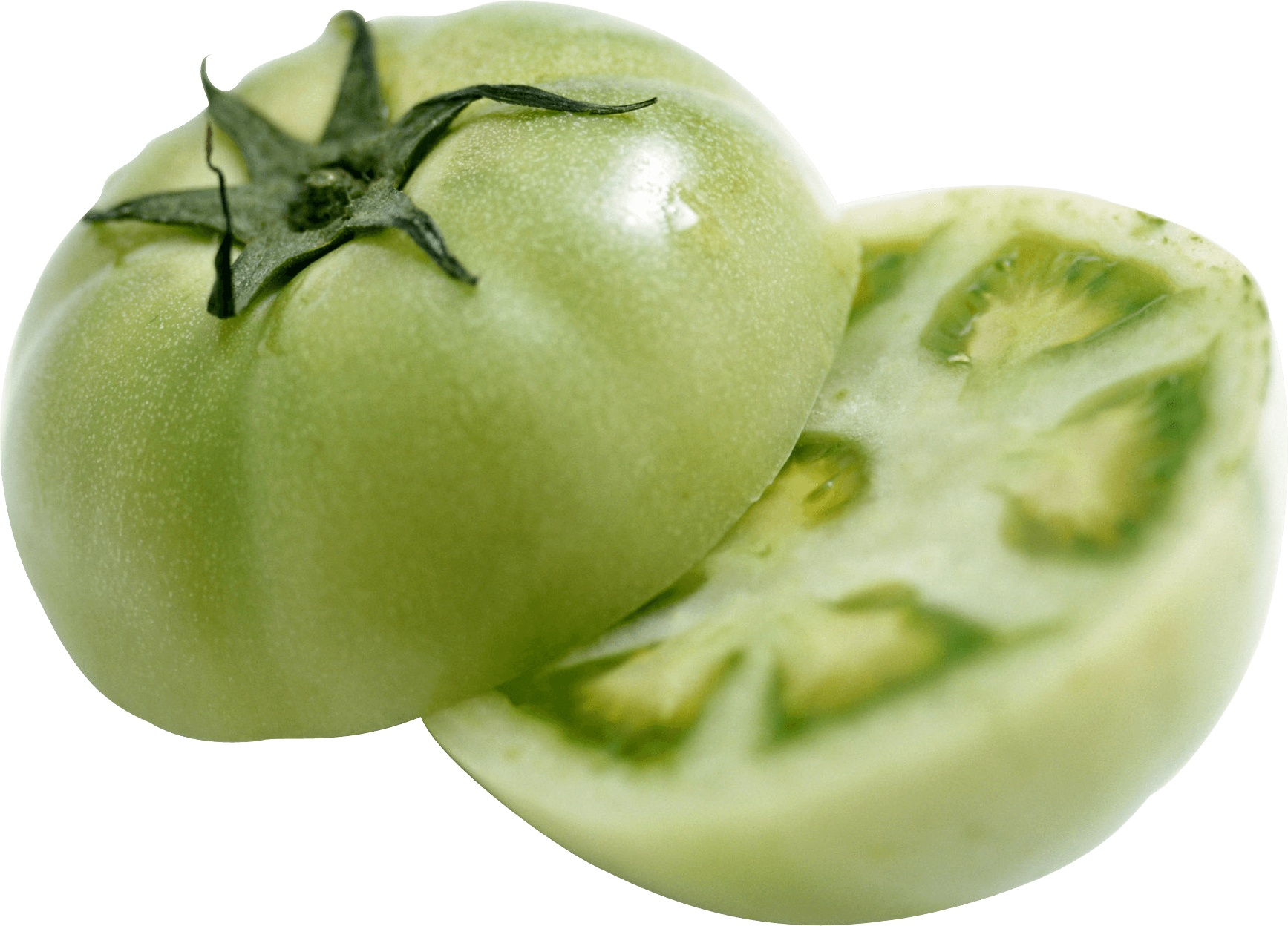 Green Tomato Png Image PNG Image