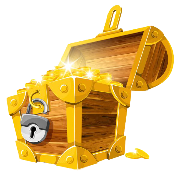Treasure Picture PNG Image