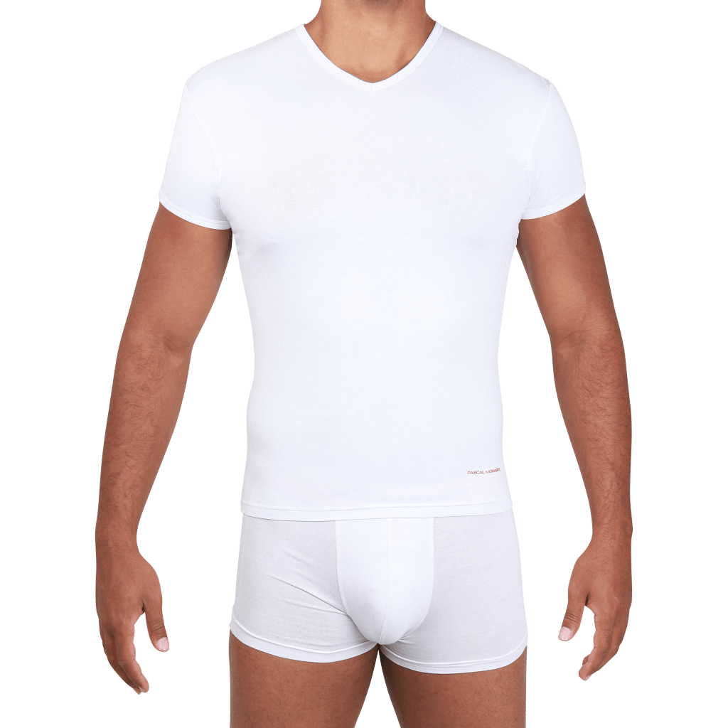 Man In Whitet-Shirt Png Image PNG Image