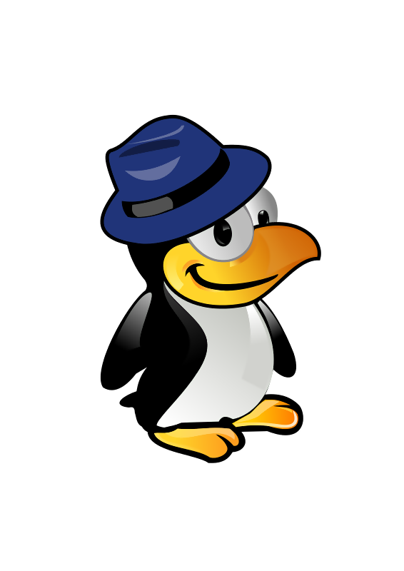 Tux Gnu Controversy Late Racer Linux Naming PNG Image