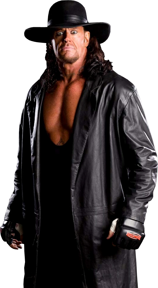 Undertaker Picture PNG Image