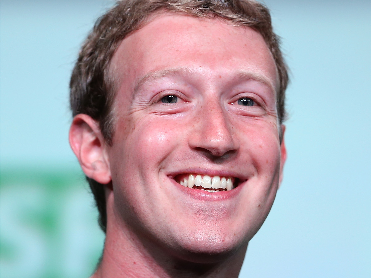Feed Zuckerberg United Executive Mark States Chief PNG Image