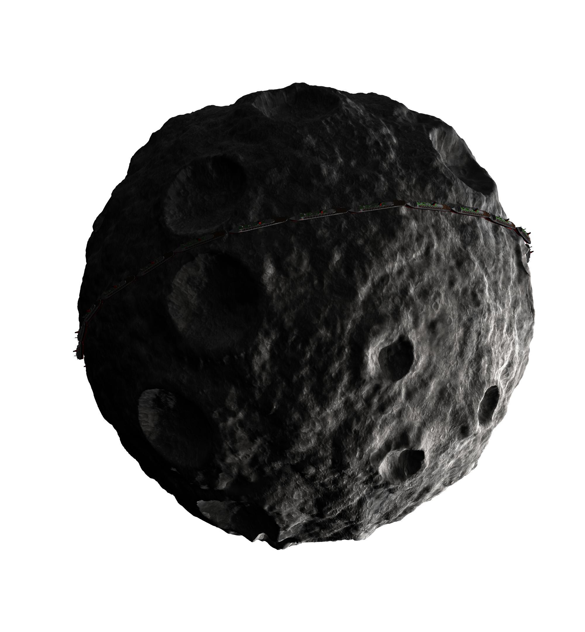 Download Asteroid Transparent HQ PNG Image | FreePNGImg