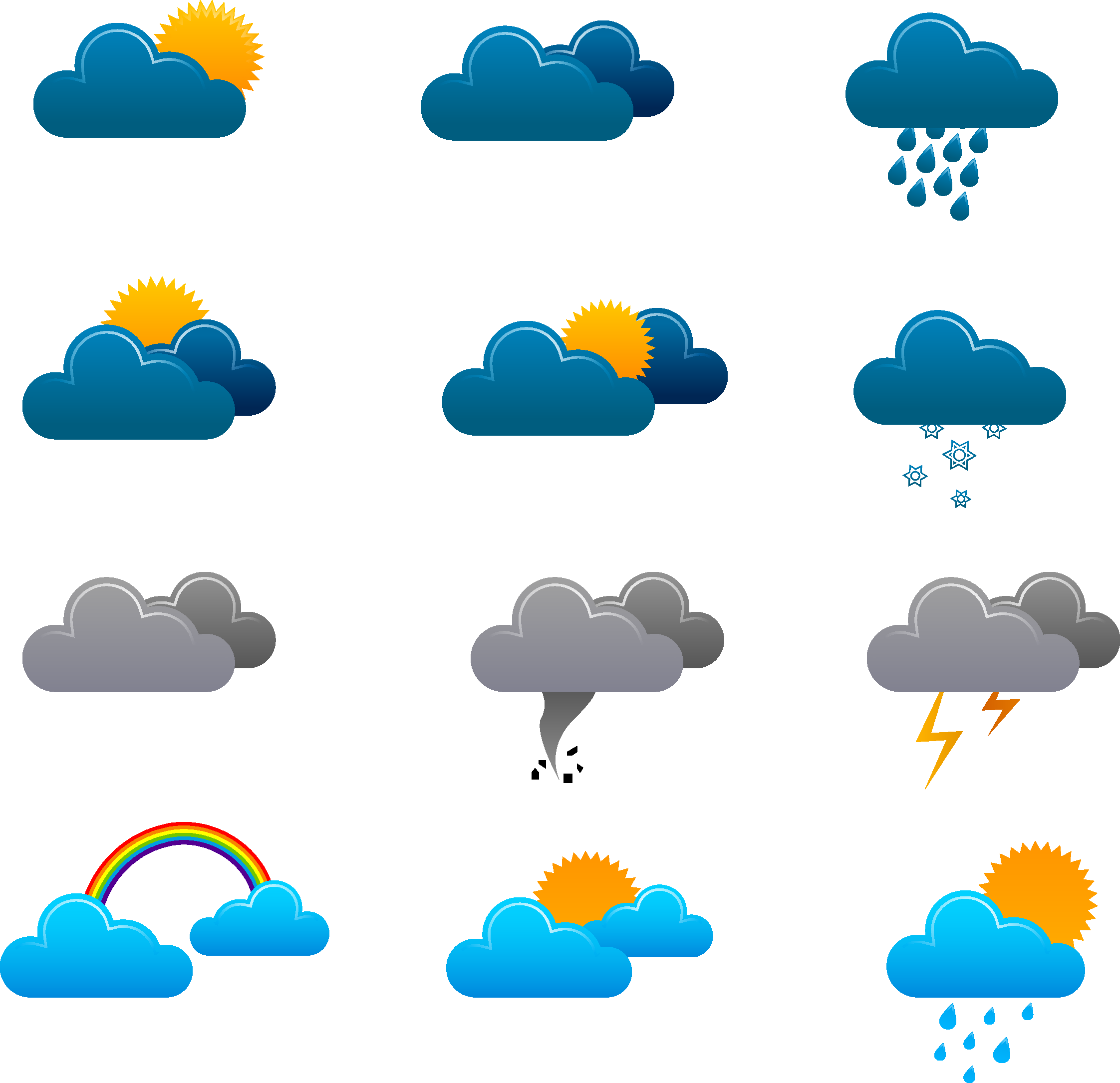 Download Forecasting Weather Forecast Icon Free Photo PNG ...