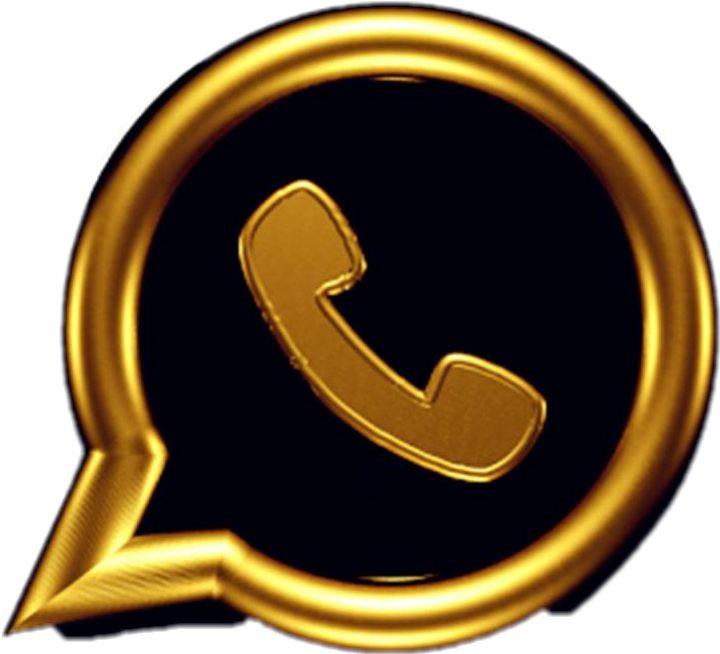 Gold Mobile Phones Whatsup Whatsapp Android PNG Image