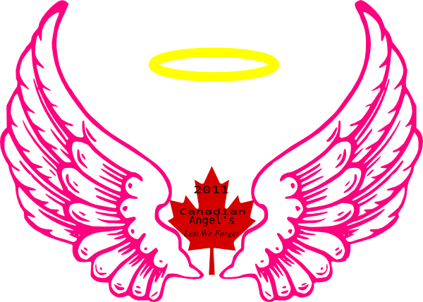 Angel Halo Wings Image PNG Image