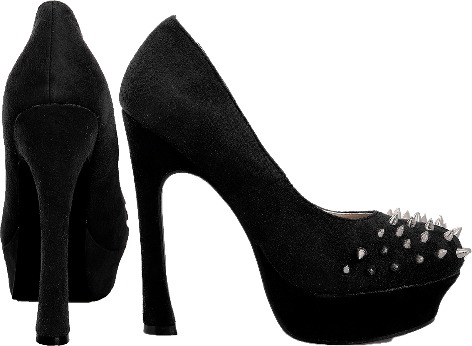 Black Women Shoes Png Image PNG Image