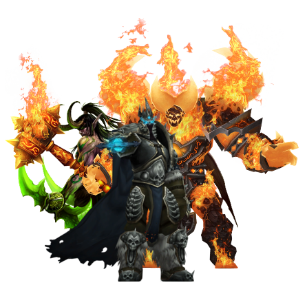 World Of Warcraft Hd PNG Image