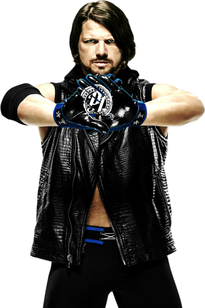Aj Styles Image PNG Image