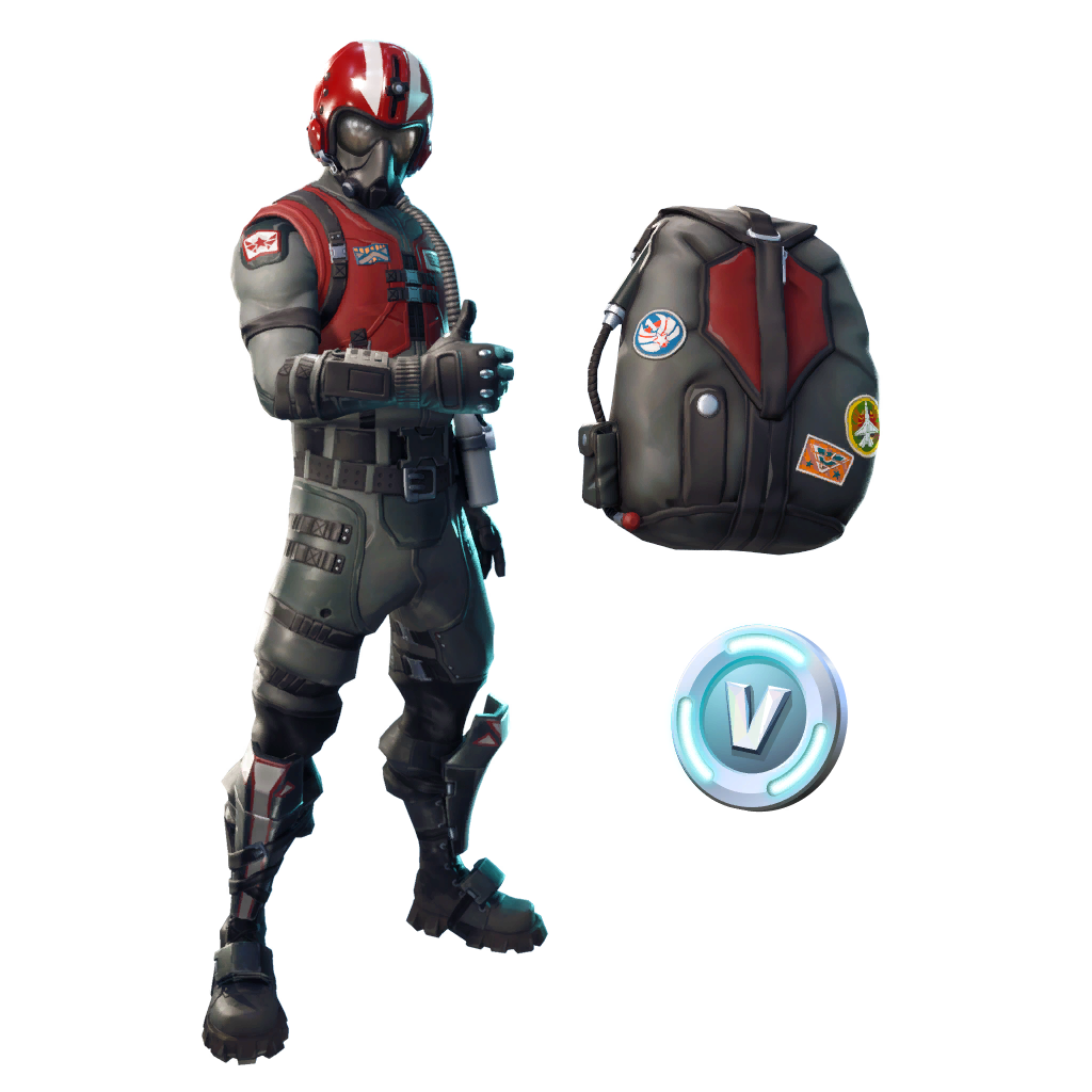 Protective Equipment Personal Royale Game Figurine Fortnite PNG Image