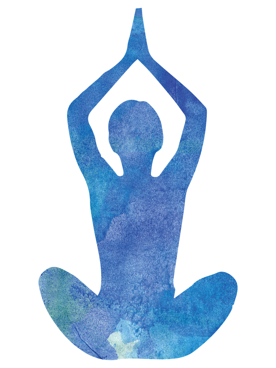 Yoga Lotus Vector Graphics Position Meditation PNG Image