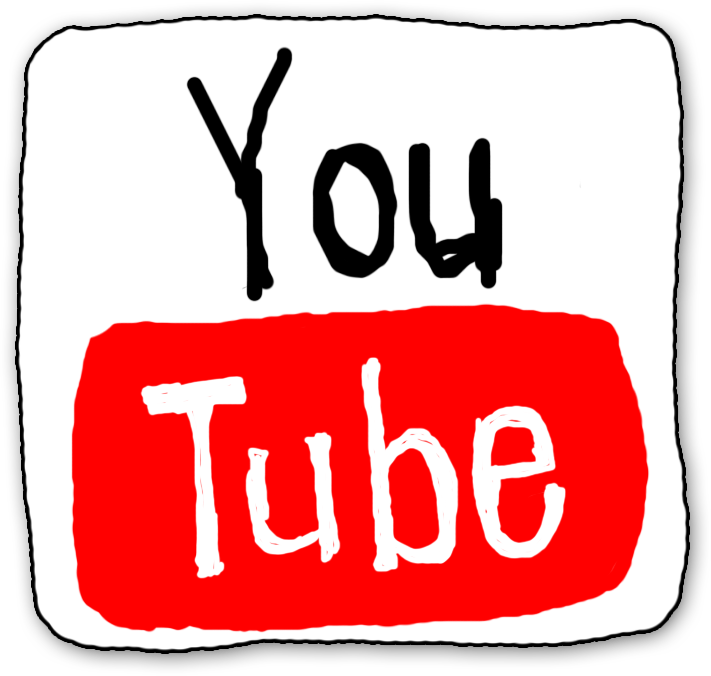 Youtube Clipart PNG Image