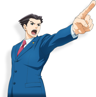 Ace Attorney Png Picture PNG Image