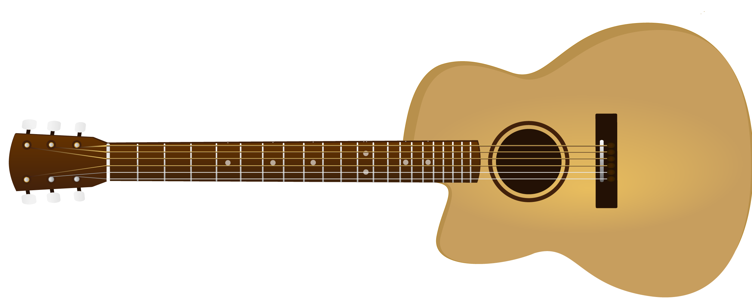 Acoustic Guitar Png Hd PNG Image