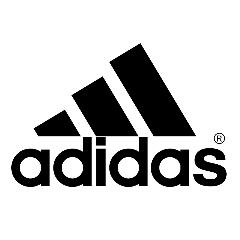Logo Brand Clothing Adidas Swoosh Free Download PNG HD PNG Image