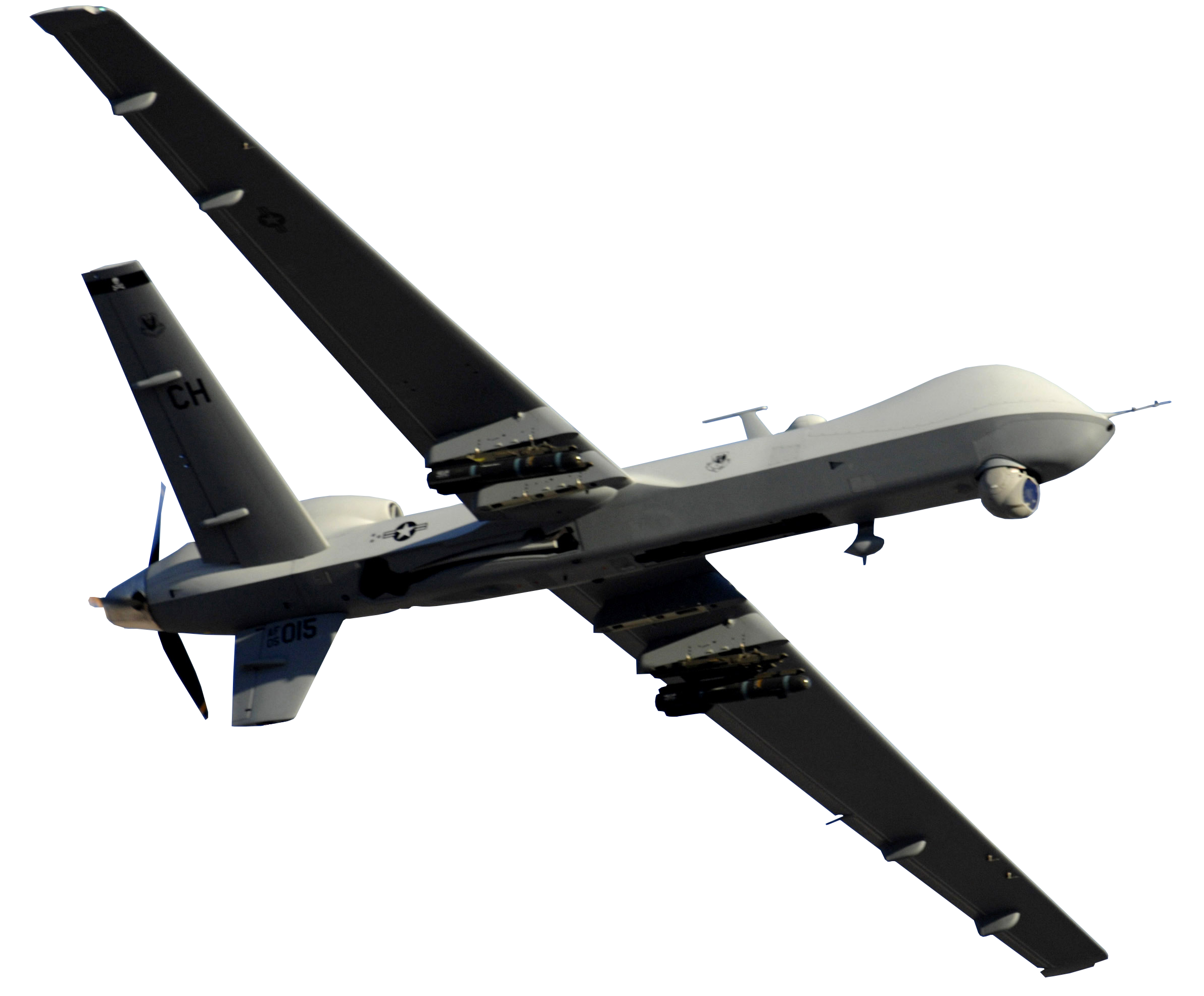Stare Aerial Gorgon Atomics Predator Mq-9 Unmanned PNG Image