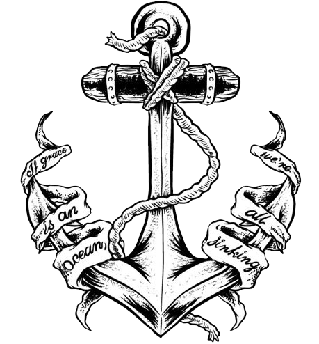 Anchor Tattoos Png PNG Image