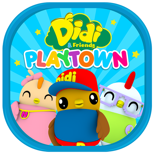 Playtown Didiland Package Didi Children'S Application Android PNG Image