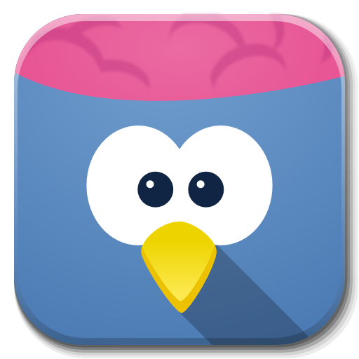 Corebird Purple Apps Beak Bird Flightless PNG Image