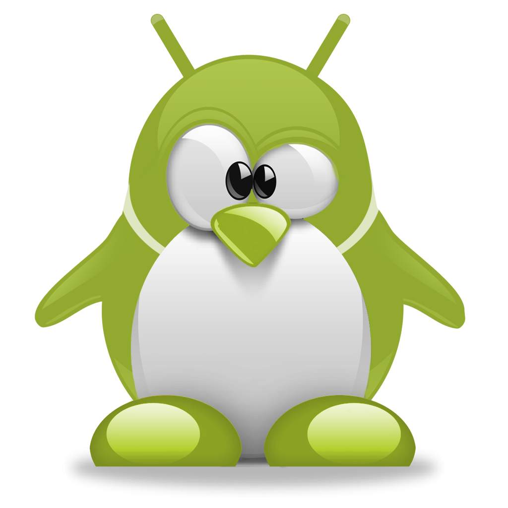 Tux Installation Devices Handheld Linux Android PNG Image