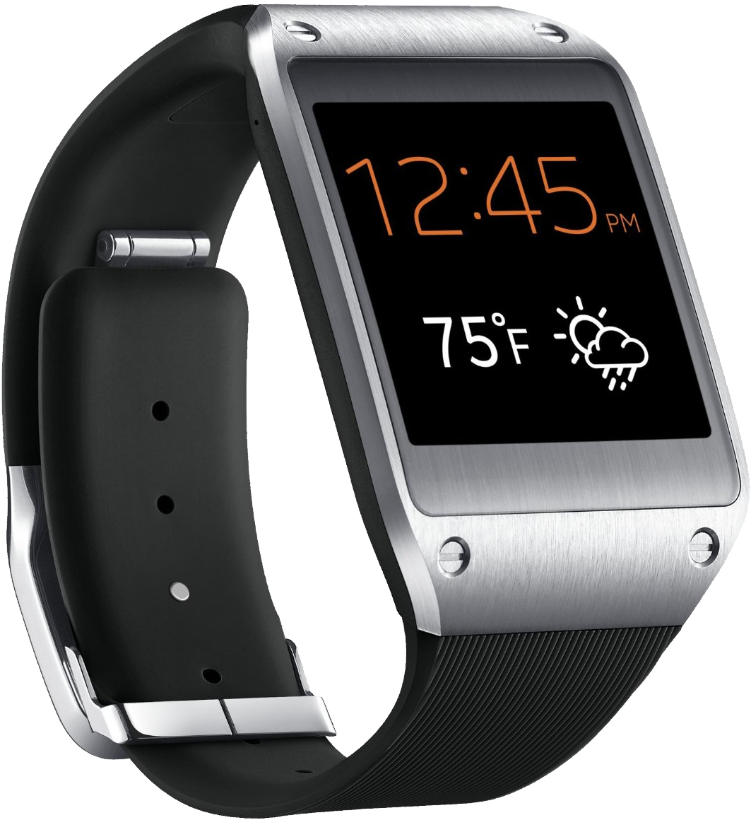 Gear Watches Samsung Smartwatch Camera Galaxy Smart PNG Image